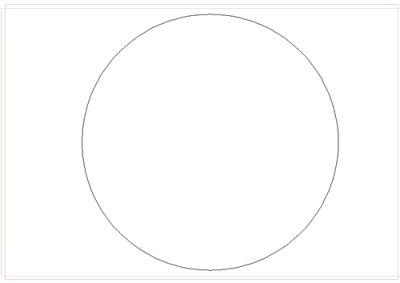画像1: 丸型ステンシル2〜19cm