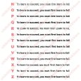 画像4: サイズ&文字が選べることわざアイロンシート★成功を学ぶためには、まず失敗を学ばねばならない/To learn to succeed, you must first learn to fail